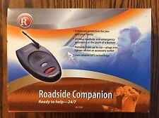 Radio Shack Roadside Companion 49-1050 Car/ Vehicle GPS Roadside Assistance NIB!