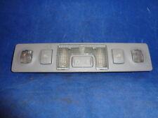 New listing Oem Audi A6 C5 Rear Center Overhead Light Dark Gray Trim Map Reading Lights