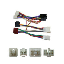 TOYOTA AVENSIS VERSO Amazon Parrot Bluetooth ISO T-Harness CABLAGGIO MUTE PIOMBO SOT-062