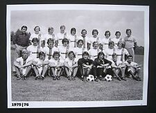 Mannschaftsbild FC Augsburg von 1975 ''