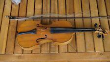 Alte Geige Violine mit Geigenbogen 59,4 cm