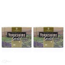 Taylors of Harrogate Yorkshire Gold Tea 160 Tea Bags 500g X2
