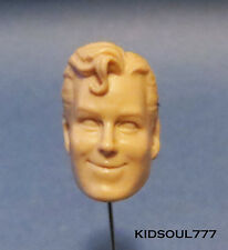 DCUC DC Direct Marvel Legends custom head cast for 6inch figure