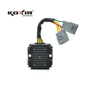 KOXIR Motorcycle Voltage Rectifier Regulator For Benelli BN251 TNT25 500cc 12v