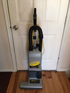 Proteam Pro Force 1500 XP Upright Vacuum With Hose on Board Case 100 Bags Free