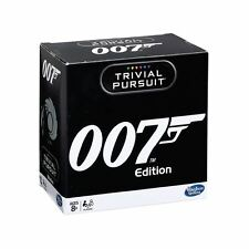 James Bond Trivial Pursuit Game With 600 Questions On Mr Bond 007 8 Years +