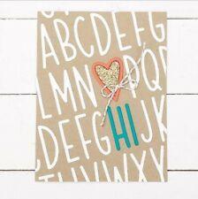 Stanzschablone Groß Buchstaben Hochzeit Weihnachts Geburstag Karte Album Deko