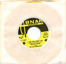 FIVE AMERICANS I See The Light 1969 YELLOW VINYL DJ 45