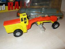 Dinky 963 - Road Grader - Circa 1973 - Brand New with original base & cover.