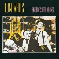 "TOM WAITS ""SWORDFISHTROMBONES"" CD NEUWARE!!!!!!!!!!!"
