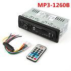 Car Auto Stereo Audio In-Dash Aux Input Receiver w/ SD USB MP3 FM Radio Player