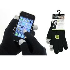 Mens Adults Thermal Insulated Touchscreen Smart Phone Tablet Ipad Touch Gloves