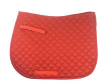 New!! Fantastic Cotton Quilted Saddle Pad/Cloth Various Colours 3 Sizes!!