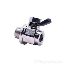 EZ Engine Oil Drain Valve EZ-108 (16mm-1.5)