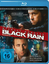 Blu-ray * BLACK RAIN | MICHAEL DOUGLAS , ANDY GARCIA # NEU OVP =