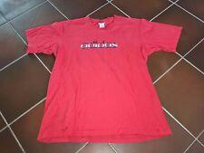 Damen oder Herren T-Shirt rot Gr. L von Adidas
