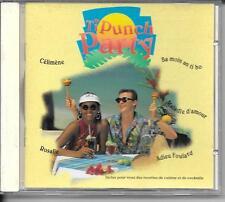 CD COMPIL 12 TITRES--TI PUNCH PARTY--CELIMENE/ADIEU FOULARD/ROSALIE/ETC ...