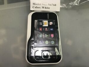**High Quality Dummy NOKIA White 6760 slide Display toy phone