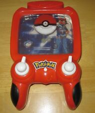 Play2O POKEMON HAND HELD WATER GAME TOY with lights and sound GUC