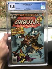 Tomb of Dracula #45 CGC 5.5 BLADE appearance