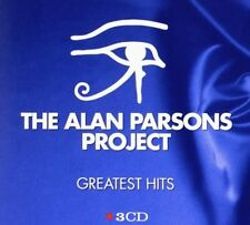 Greatest Hits Mis the Alan Parsons Project Columbia CD 01/01/1900