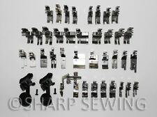 40 PRESSER FOOT SET - HIGH SHANK INDUSTRIAL SEWING MACHINE - JUKI BROTHER SINGER