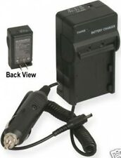 Charger for Sony DSCT110P DSCW510 DSCW510B DSCW510P DSC-T110P DSC-W530 DSC-W530B