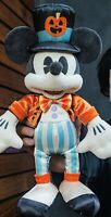 Disneyland Halloween Mickey Plush 2020