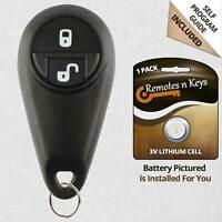 For 2005 2006 2007 Subaru Forester Impreza Keyless Entry Car Remote Key Fob
