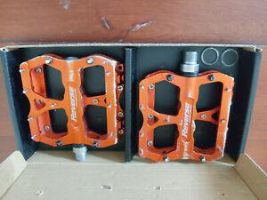 Reverse Escape Componenets Pedals Orange