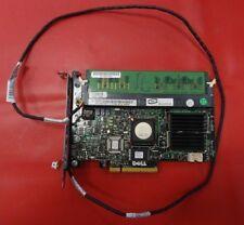PERC 5I PCI-E SAS RAID 256MB CONTROLLER XF667