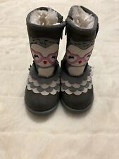 Toddler Girls Calistoga Faux Shearling Fur Lined Boots