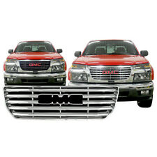 '04-12 GMC Canyon Chrome Plastic Snap In Grille Overlay / Insert CCI # GI/122