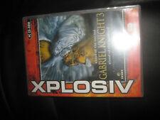 Sierra - Gabriel Knight 3 - PC CD Rom 3 discs - Adventure Game