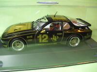 09FA2 Falcon Slot Porsche 924 Jps John Player Edición Limitada