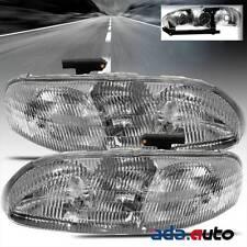 1995-2001 Chevy Lumina Monte Carlo Driver Left Right Passenger Headlights