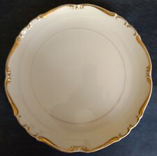 """Gold Crown China ~ """"Treasure Gold"""" ~ 12"""" ROUND CHOP PLATE / PLATTER"""