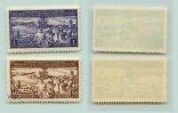 Russia USSR 1949 SC 1408-1409 mint or used . rta4822