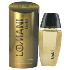 Lomani Gold Fragrance 3.4oz Eau De Toilette MSRP $60 NIB