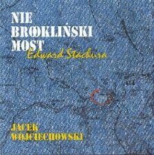 CD JACEK WOJCIECHOWSKI - Nie brookliński most - Edward Stachura