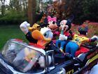 Danbury Mint  1:24 Mickeys 57 Heaven Chevy Bel Air Disney Micky Mouse Donald