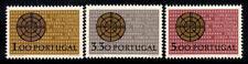 Portogallo 1966 Mi. 1000-1002 Nuovo ** 100% Cultura Italiana, 1 E