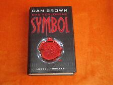 Das verlorene Symbol von Dan Brown (2009, Gebunden) 3.Auflage, Paketversand