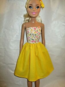 Handmade By Me Made To Fit Best Fashion Friend 28 the inch tall dolls. OOAK