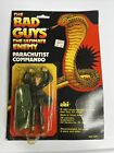 the bad guys the ultimate enemy parachutist commando on card cracked bubble 1982