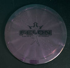 Dynamic Discs Glimmer Lucid X Felon 171 grams