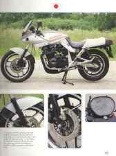 1983 Suzuki Katana 1100 Motorcycle Article - Must See !!