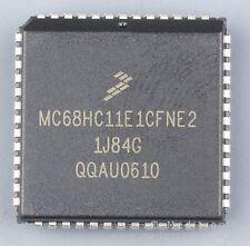 MOT MC68HC11E1CFN2 PLCC Microcontrollers