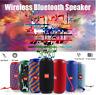 Wireless Bluetooth Speaker Waterproof  Subwoofer portable Speaker soundbar FmMp3