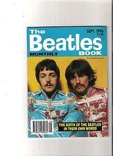 BEATLES MONTHLY magazine issue: 245 - September 1996